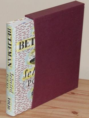John Betjeman Selected Poems by John Betjeman - Folio Edition